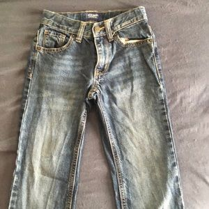 Old Navy Youth 8 Boy's Bootcut Jeans